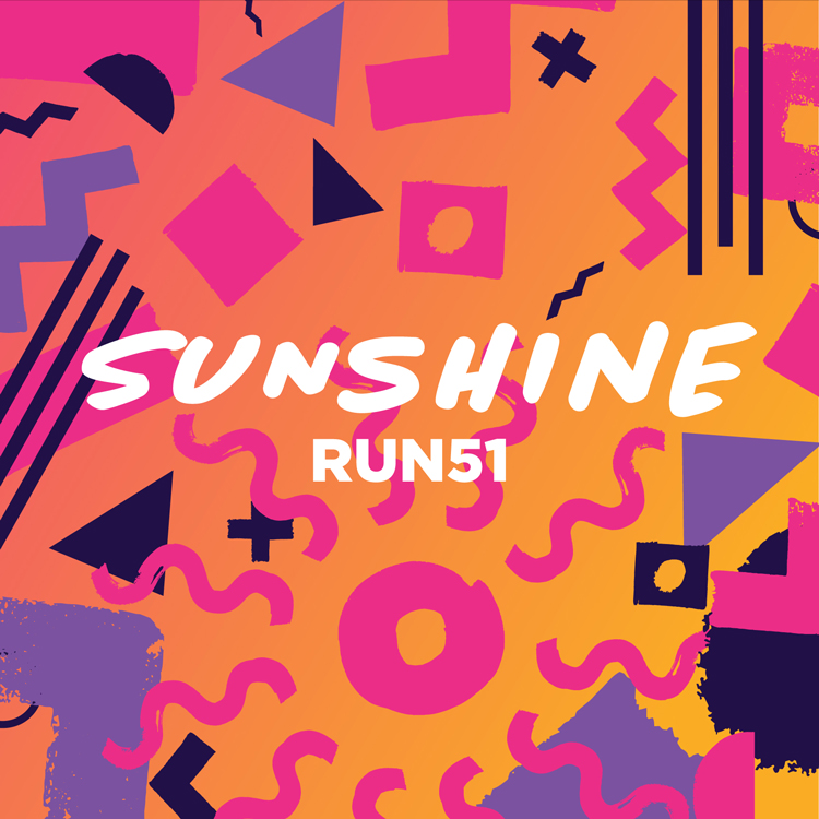 Run51 - Sunshine Single
